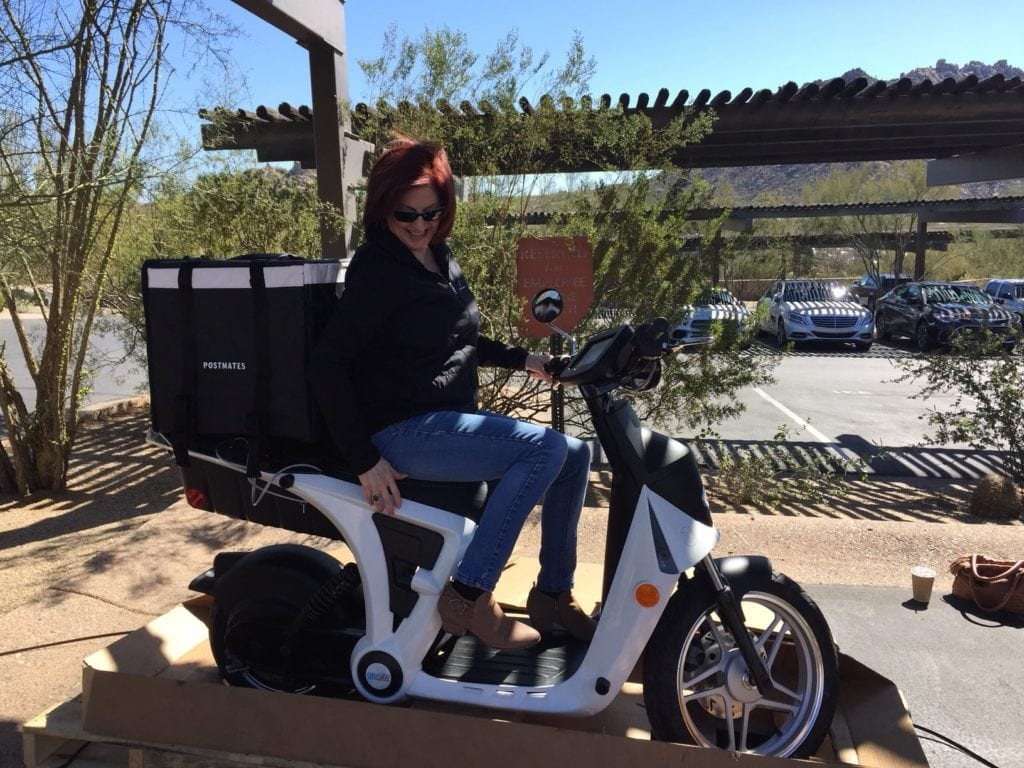 Postmates Scootergate